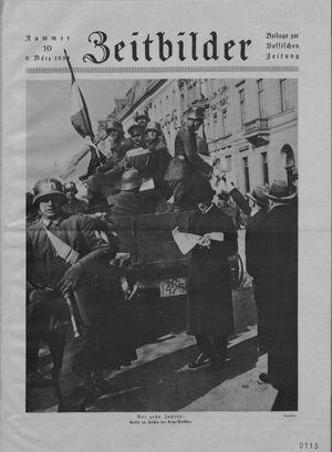 Zeitbilder vom 09.03.1930