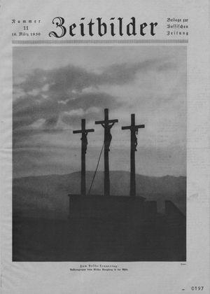 Zeitbilder vom 16.03.1930