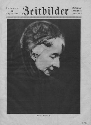 Zeitbilder vom 06.04.1930