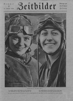 Zeitbilder vom 11.01.1931