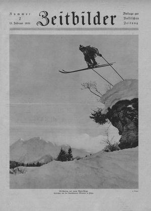 Zeitbilder vom 15.02.1931