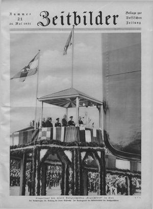 Zeitbilder vom 24.05.1931