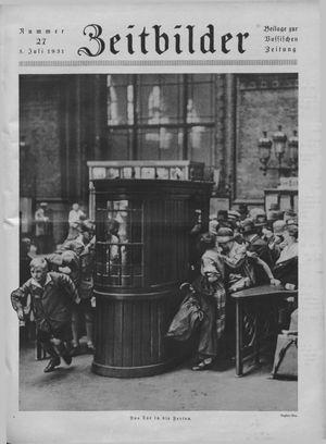 Zeitbilder vom 05.07.1931