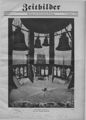 Zeitbilder vom 01.01.1933