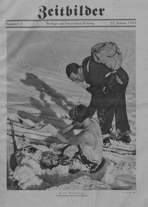 Zeitbilder on Jan 22, 1933