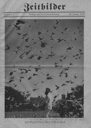Zeitbilder vom 29.01.1933