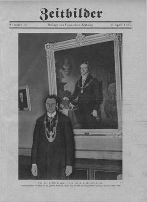 Zeitbilder vom 02.04.1933