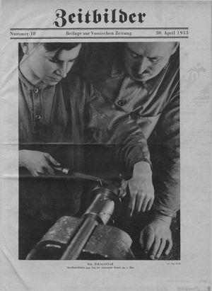 Zeitbilder vom 30.04.1933