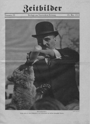Zeitbilder vom 21.05.1933