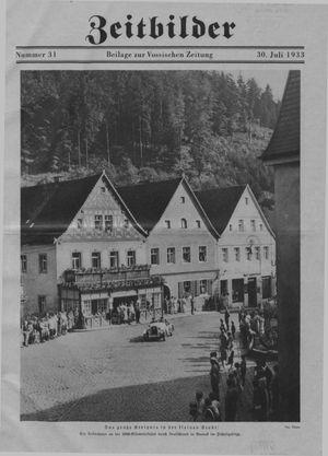 Zeitbilder vom 30.07.1933