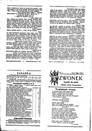 Dziennik Berliński vom 16.02.1928