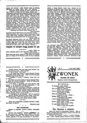 Dziennik Berliński vom 11.03.1928