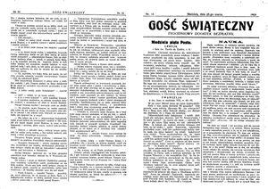 Dziennik Berliński vom 25.03.1928
