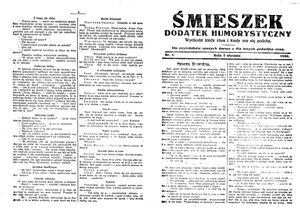 Dziennik Berliński vom 01.01.1930