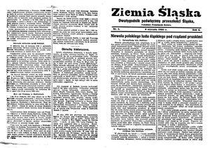 Dziennik Berliński vom 03.01.1930