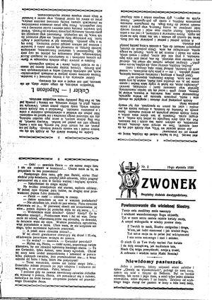 Dziennik Berliński on Jan 19, 1930