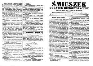 Dziennik Berliński vom 09.02.1930