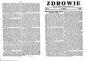 Dziennik Berliński vom 14.03.1930
