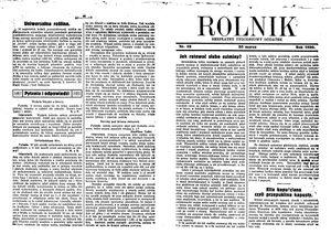 Dziennik Berliński vom 25.03.1930