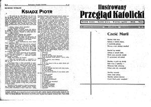 Dziennik Berliński on May 15, 1938