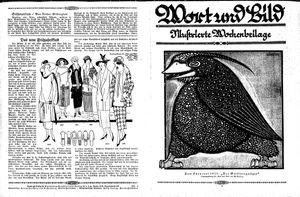 Fehrbelliner Zeitung vom 21.02.1925