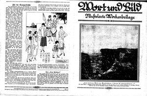 Fehrbelliner Zeitung vom 02.05.1925