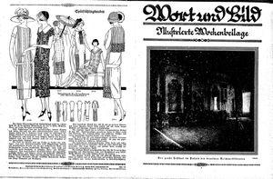 Fehrbelliner Zeitung vom 16.05.1925