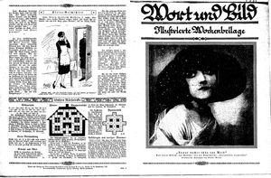Fehrbelliner Zeitung vom 20.02.1926