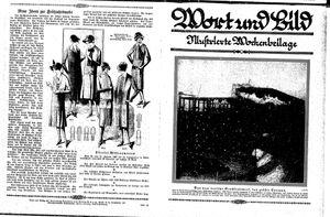 Fehrbelliner Zeitung vom 20.03.1926
