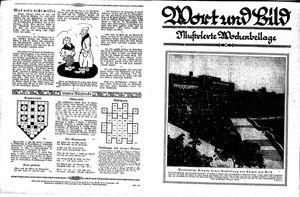 Fehrbelliner Zeitung vom 08.05.1926