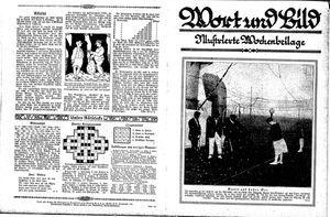 Fehrbelliner Zeitung vom 22.05.1926