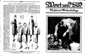 Fehrbelliner Zeitung vom 19.03.1927