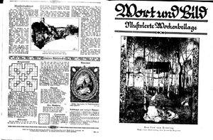 Fehrbelliner Zeitung vom 17.04.1927