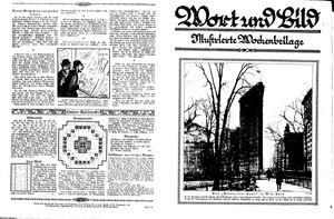 Fehrbelliner Zeitung vom 23.04.1927