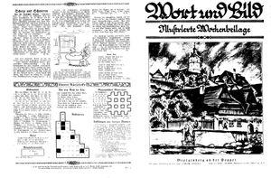 Fehrbelliner Zeitung vom 04.02.1928