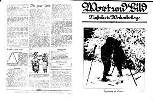 Fehrbelliner Zeitung vom 22.02.1930