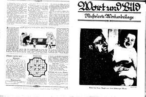 Fehrbelliner Zeitung vom 22.03.1930