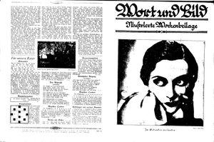 Fehrbelliner Zeitung vom 29.03.1930