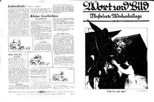 Fehrbelliner Zeitung vom 26.04.1930