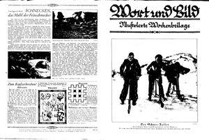 Fehrbelliner Zeitung vom 17.01.1931