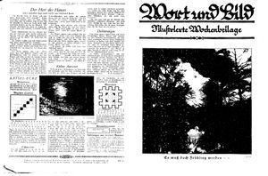 Fehrbelliner Zeitung vom 28.02.1931