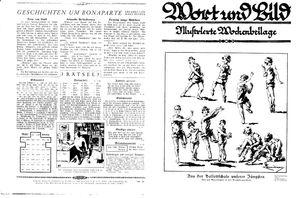 Fehrbelliner Zeitung vom 21.03.1931