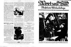 Fehrbelliner Zeitung vom 28.03.1931