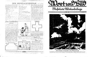Fehrbelliner Zeitung vom 25.04.1931