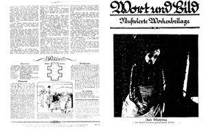 Fehrbelliner Zeitung vom 09.05.1931