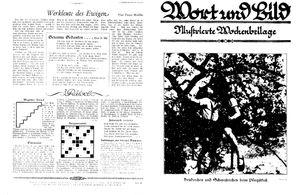 Fehrbelliner Zeitung vom 23.05.1931