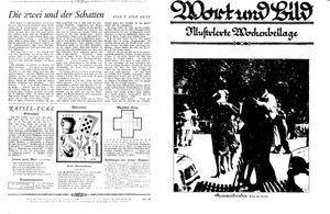 Fehrbelliner Zeitung vom 08.08.1931