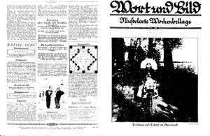 Fehrbelliner Zeitung vom 15.08.1931