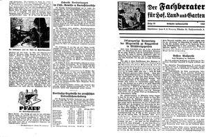 Fehrbelliner Zeitung vom 13.07.1933