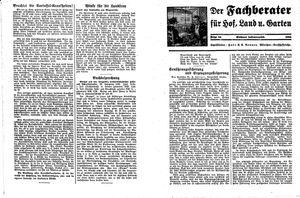 Fehrbelliner Zeitung vom 03.01.1935
